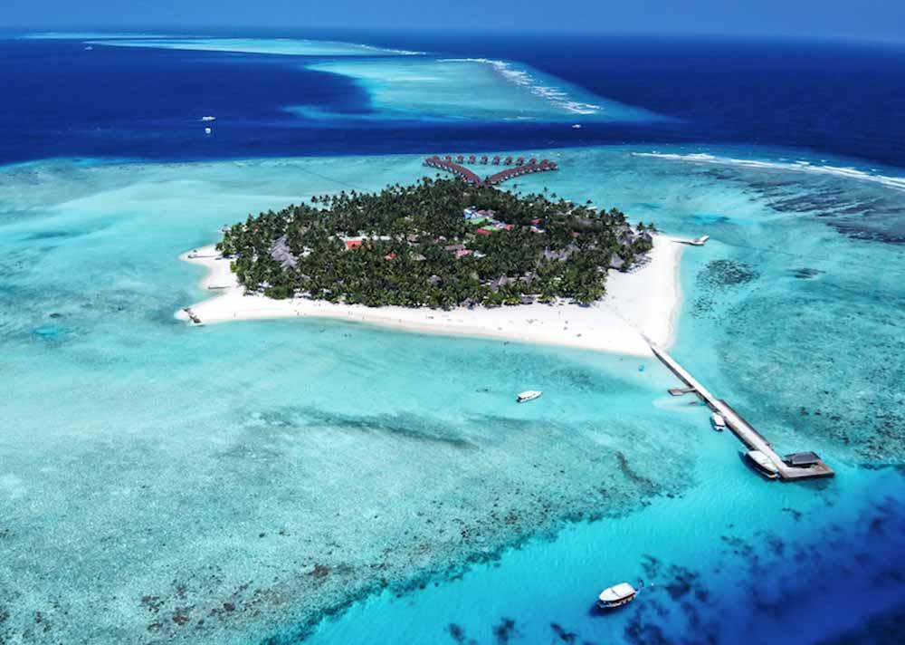ALIMATHÁ – Vaavu Atoll Island Maldives